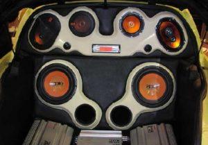 Тюнинг аудио-системы и интерьера