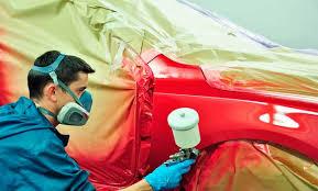 Что нужно знать до того, как решиться на самостоятельную покраску автомобиля